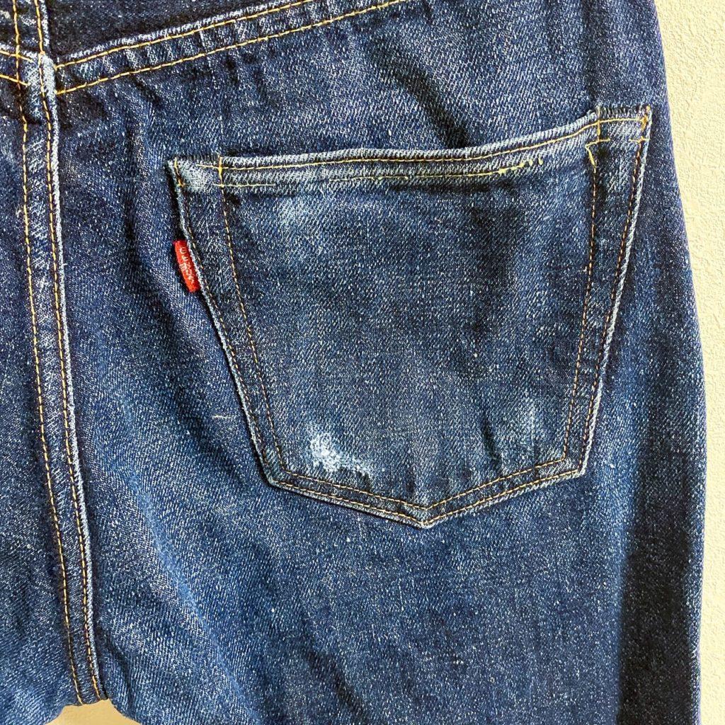 ウエアハウス-Lot 800XX ポケット、赤タブ